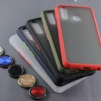 Hybrid Matte Hard Case Premium All Smartphone