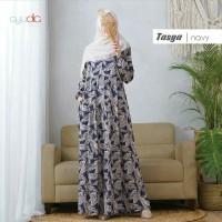 Gamis Tasya Dress by Ayudia - Gamis Motif Murah
