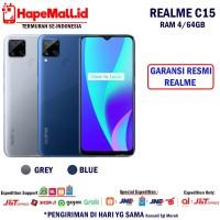 REALME C15 RAM 4/64GB GARANSI RESMI REALME INDONESIA TERMURAH