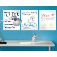 stiker papan tulis whiteboard wallpaper dinding sticker 45cm x 100cm