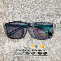 kacamata vintage lensa photocromic model soekarno