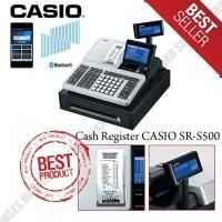 Cash Register Casio SR-S500 - Mesin Kasir Bluetooth
