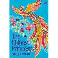 English Novel Best Seller The Chinese Princess Sindhunata Gramedia