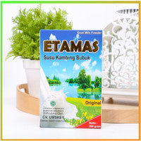 Bubuk Full Cream Etamas Original Ettawa Susu Kambing Etawa