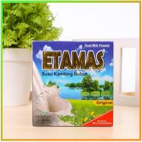 Bubuk Full Cream Sachet Original Ettawa Susu Kambing Etawa