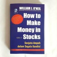 Buku Investasi Saham how to make money in stocks william j oneil