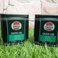 SASSO Minyak Zaitun Italia Extra Virgin Olive Oil 175ml Original