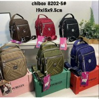TAS CHIBAO BORDIR 3in1 Jinjing/Selempang/Pinggang CB8202-08 4Res