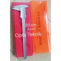 Sigmat manual 200mm toki - jangka sorong 8 inchi