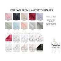 FLOWER WRAPPING KOREAN PREMIUM COTTON KERTAS TISSUE SERAT BUNGA (ECER)
