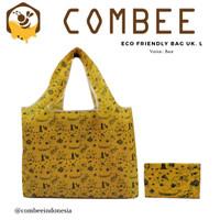 Tas belanja / eco friendly bag / ecobag / go green / ramah / Ukuran L - Bear