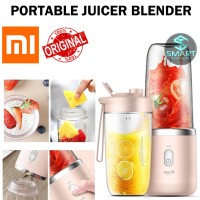 BLENDER BUAH WIRELESS PORTABLE JUICER 400ML XIAOMI DEERMA ORIGINAL