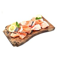 Bone & Belly Salmon Trout Fresh 500 g