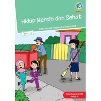 Buku Tematik Tema 4 Hidup Bersih dan Sehat Kelas II