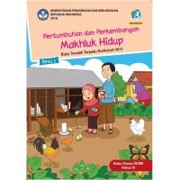 Buku Tematik Tema1 Pertumbuhan dan Perkembangan Mahluk Hidup Kelas III