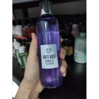 The Body Shop - Shower Gel Series (White Musk) 250ml