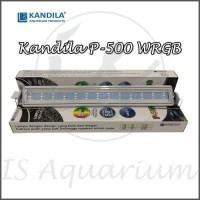 Kandila P500 P500RGB P-500 RGB Lampu Aquascape - LED Aquarium