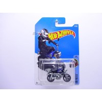 Hot Wheels Honda Monkey Z50 Motor Abu - Biru