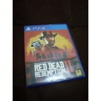 BD PS4 RED DEAD REDEMPTION II RDR 2 R3 [PRE LOVED]