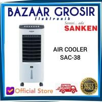 PROMO AIR COOLER SANKEN SAC 38 PENYEJUK RUANGAN SAC38 6LITER