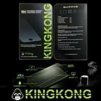 Tempered Glass Kingkong Full Iphone X anti gores kaca