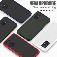 Samsung A31 A51 A71 Case Skin Feel Matte Full Protection