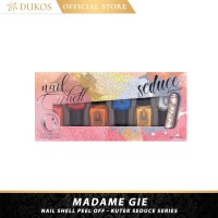 Madame Gie Nail Shell Peel Off - Kutek Seduce Series