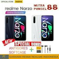 REALME NARZO RAM 4/128GB GARANSI RESMI REALME INDONESIA