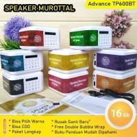 TERBARU!! Speaker Murottal Al-Quran + Chip - Advance