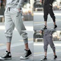 Celana Jogger 7/8 Nike Babyterry Celana Training Sweatpants Premium