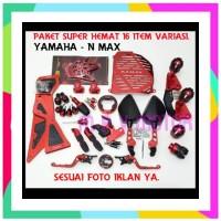 OT466 PAKET TERMURAH ACCESORIES 16 MOTOR YAMAHA NMAX ITEM
