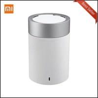 Duditech Xiaomi Yin Xiang 2 Round Steel Bluetooth Speaker White