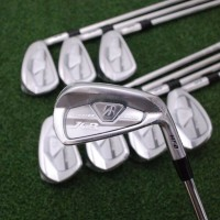 stick Bridgestone Golf Tour B JGR HF2 Forged Iron Set 4-PW+AW XP95 S