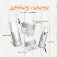 Paket Luminous Cream Ms Glow