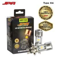 Lampu Utama Led Motor Sport Vixion, Ninja , Cb 150 R H4 - Kaki 1