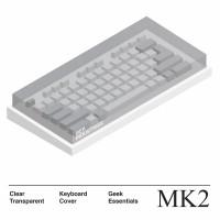 acrylic keyboard cover akrilik mecha mechanical