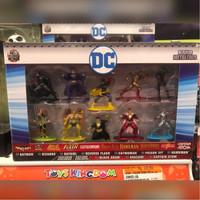 Mainan Nano Metalfigs DC Comics JADA TOYS ORIGINAL Die Cast Batman Sha