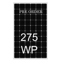 PROMO Solar CELL Solar Panel Surya/Matahari 275wp polycrystalline