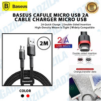 Kabel Data BASEUS CAFULE Micro USB Cable Charger 2A - 2Meter