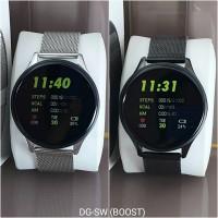 Jam Tangan Pria Digitec Smart Watch Rantai Pasir BOOST Original