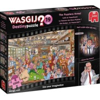 [READY] JUMBO - WASJIG THE PUZZLERS ARMS! 1000 PCS KOTAK UNPERFECT