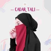 CADAR TALI Gak Bikin Sesak Nafas / Niqab Premium By Maera Indonesia