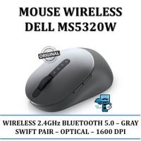 Dell Wireless Mouse MS5320W - Titan Gray