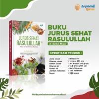 Buku JSR - Jurus Sehat Rasulullah - JSR Dr Zaidul Akbar