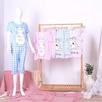 Baju Tidur / Piyama Celana 3/4 Korea