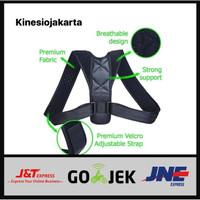 Posture Corrector / Sabuk Korektor Punggung Dan Leher Anti Bungkuk - M