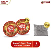 Arnott's Good Time Assorted Kecil + Mukena