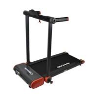 Kinetic Treadmill 0.8 Hp - Abu-Abu
