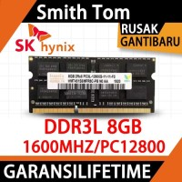 [BARU] RAM / MEMORY hynix SODIMM laptop DDR3l 8GB 1600/12800 8G sodim