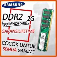 Memori Pc Ddr2 2gb samsung Pc 6400